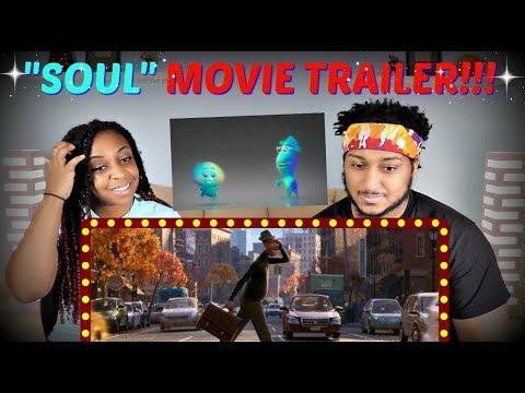 """Soul"" Official Teaser Trailer REACTION!!!"