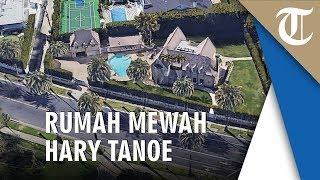 Penampakan Rumah Mewah Donald Trump yang Dibeli Hary Tanoesoedibjo