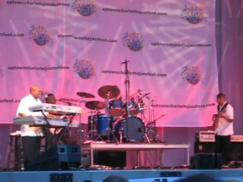 Pieces Of A Dream at the 3rd Annual Uptown Charlotte Jazz Fest! v2