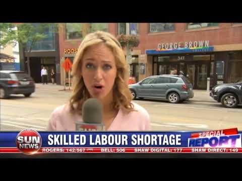 Skilled labour shortage