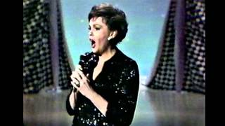"JUDY GARLAND SINGS ""BY MYSELF"" ON THE HOLLYWOOD PALACE HD"