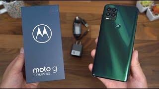Motorola Moto G Stylus 5G Unboxing: Budget 5G!
