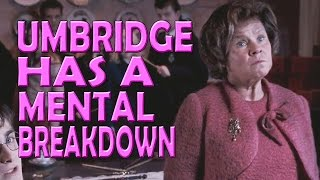 Гарри Поттер, YouTube Poop - Umbridge Has a Mental Breakdown