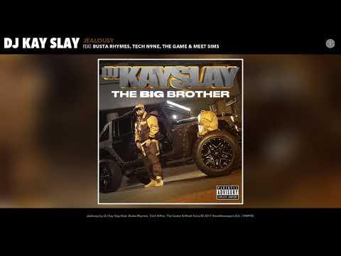 DJ Kay Slay - Jealousy (feat. Busta Rhymes, Tech N9ne, The Game & Meet Sims) (Audio)