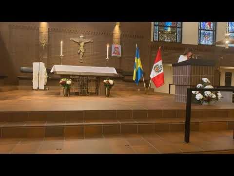 Transmisión - Misa en conmemoración del Bicentenario