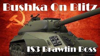World of Tanks Blitz: IS-3 Gameplay - Самые лучшие видео
