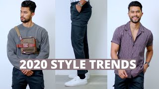 7 BEST Mens Style Trends For 2020
