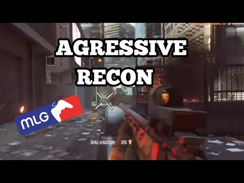 BATTLEFIELD 4 - AGRESSIVE RECON HIGHLIGHTS