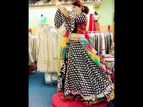 Navratri & Diwali Partwear Latest- Designer: Varsha Patel