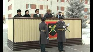 Знамя в Щучье