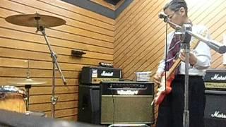 池袋STUDIO ROCKIN' KOMAMACKY こと小牧弘尚PLAY THE SWANS COP