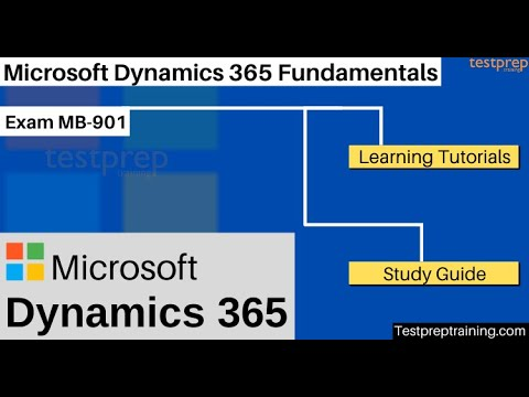 How to prepare for Exam MB-901: Microsoft Dynamics 365 ...