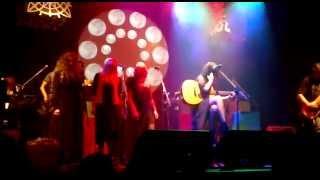 Amor equivocado - Fabiana Cantilo (con Hilda Liazarazu, Claudia Puyo) - Ateneo 17.05.2013