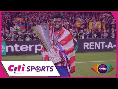 Thomas Partey talks Atletico Madrid, Black Stars and success