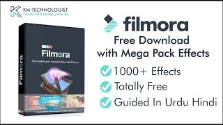 how to download filmora effects for free