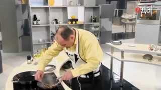 Грибной соус к пожарским котлетам рецепт от шеф-повара / Илья Лазерсон / русская кухня