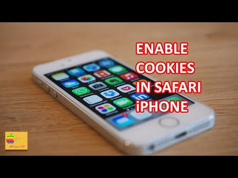 How To Enable Cookies In Safari IPhone Mp3