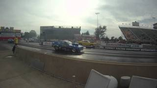 preview picture of video 'John Smith Plymouth Arrow norwalk raceway park'