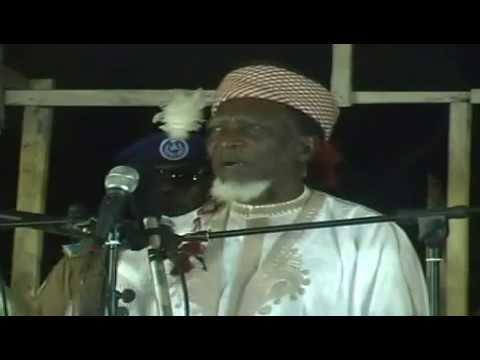 Sheikh Muhd Sani Yahya Jingir  Nasarawa Egon