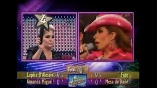 Gloria Trevi VS Lupita D'Alessio