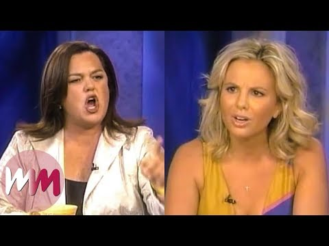 Top 10 Controversial The View Moments