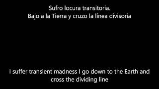 Extremoduro - Locura transitoria (lyrics)