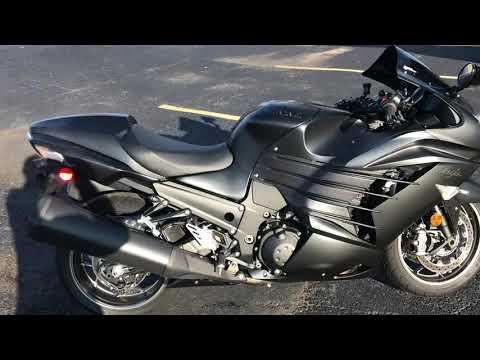 2016 Kawasaki Ninja ZX-14R ABS SE in Belleville, Michigan