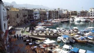 preview picture of video 'Kyrenia harbour, Cyprus'