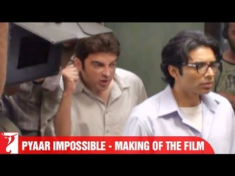 Making Of The Film - Pyaar Impossible | Part 1 | Uday Chopra | Priyanka Chopra