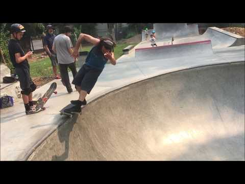 Chico CA Skatepark Addition (2018)