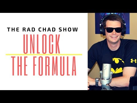 Unlock The Formula Review *SPOILER FREE*- The Rad Chad Show