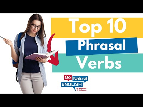 Top 10 Phrasal Verbs | Learn English Conversation