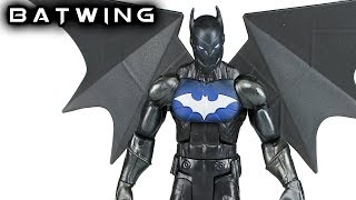 DC Multiverse BATWING Action Figure Toy Review