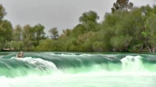 preview picture of video '14. 08.04.2012 Manavgat - Wasserfälle - Türkei. Video.'