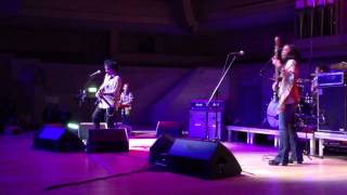 Steve Lukather Flash in the Pan (live in Moscow 2013)