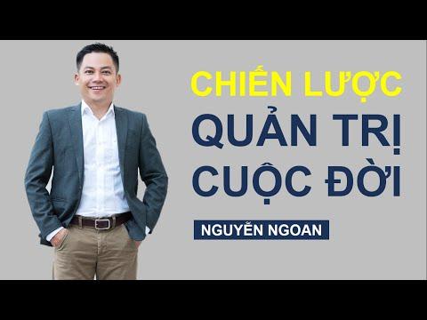Chiến Lược Quản Trị Cuộc Đời - Nguyễn Ngoan