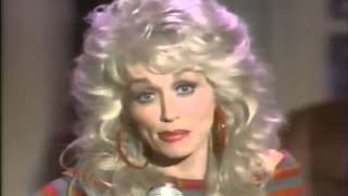 Dolly Parton - Travellin Man on The Dolly Show 1987/88 (Ep 4, Pt 7)