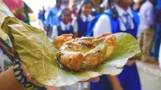 Mouthwatering SOUTH INDIAN STREET FOOD tour in CHENNAI | Indian street food PARADISE