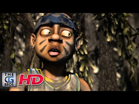 "CGI 3D Animated Short HD: ""Cutoff"" – by ESMA"