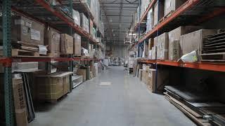 Precision Installation Warehousing
