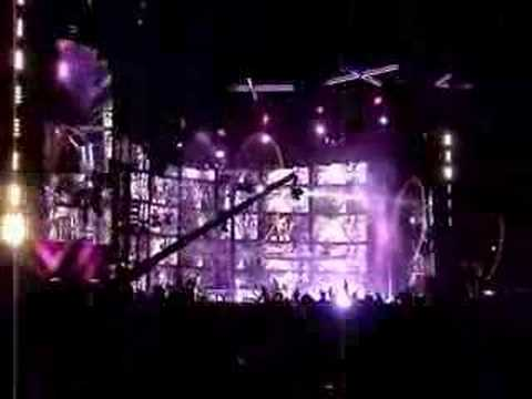 Muse @ Wembley Stadium 17 06 07 - Opening & K O C  - игровое