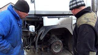 Начинаем сезон с ремонта грузовиков. #01 18г. от ДАЛЬНОБОЙ 5708!