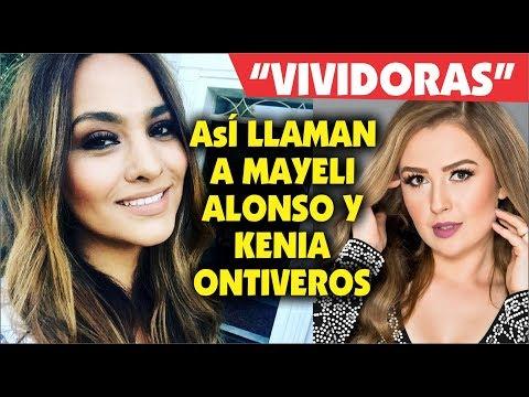 "Tachan de ""VIVIDORAS"" a Mayeli Rivera y a Kenia Ontiveros"