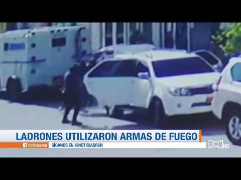 Asi fue el robo de $415 millones a un carro de valores en Maicao, La Guajira