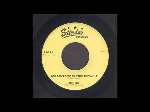 Andy Doll - You Can't Stop Me From Dreaming - Rockabilly 45