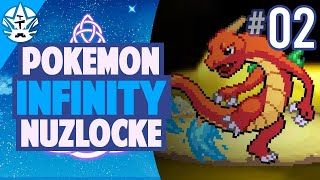 NEW EVOLUTIONS!! | Pokemon Infinity Nuzlocke (Episode 2) by Tyranitar Tube