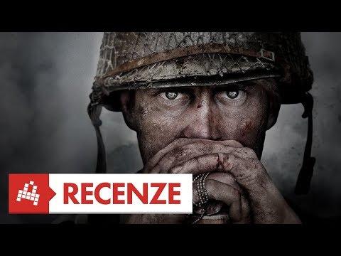 Call of Duty: World War II - Recenze