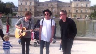 JTR - Something you gotta do  - Paris - 13 May 2015