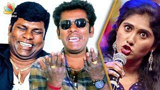 Ennama ippadi panreengale ma! Vadivel Balaji & Ramar Comedy Interview | Vijay TV Julie Movie