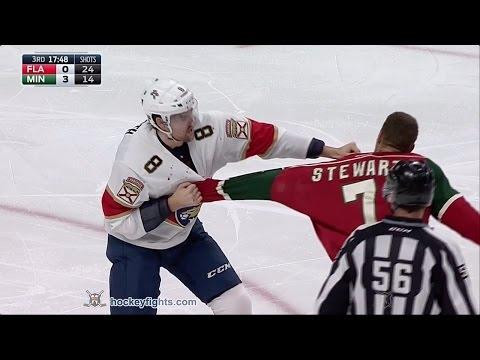 Chris Stewart vs. Dylan McIlrath